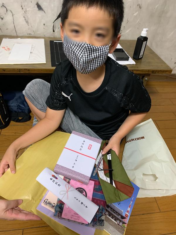 増上寺賞を受賞しました